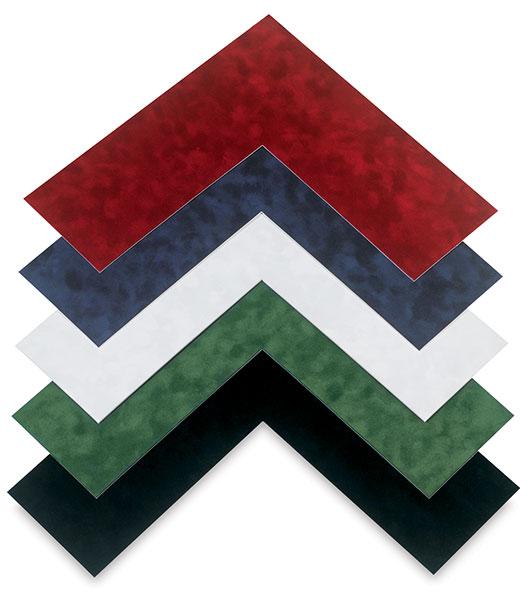 Suede Fabric Matboard