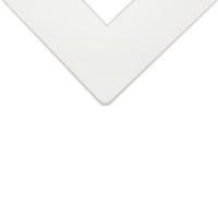 Papermat, Brilliant White