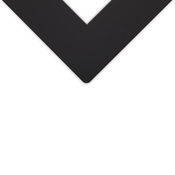 Bainbridge Artcare Essentials Matboard, Black