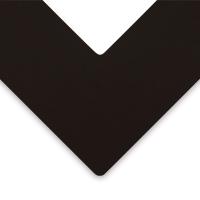 Alphamat Artcare Matboards, Matte Black