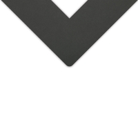 Alphamat Artcare Matboards, Ash Gray