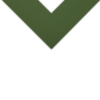 Papermat, Dark Green