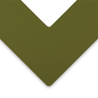 Alphamat Artcare Matboards, Green Olive