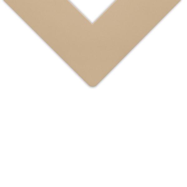 Alphamat Essentials Matboard, Sand