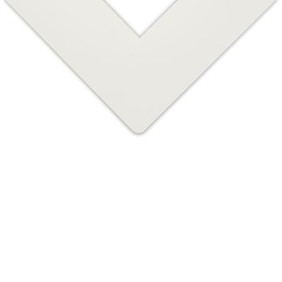 Alphamat Artcare Matboards, Matte White
