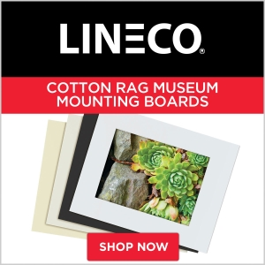 Lineco Cotton Rag Museum Mounting Boards