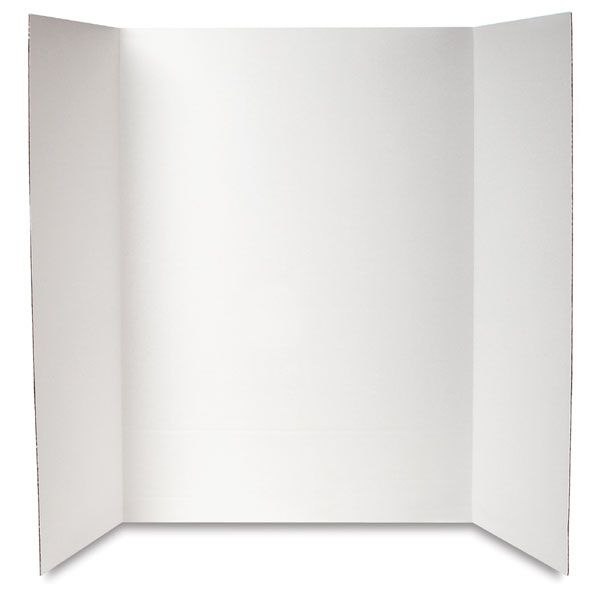 Tri-Fold Project Board