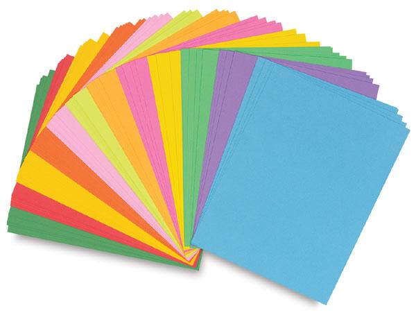 Hygloss Bright Tag Paper - BLICK art materials