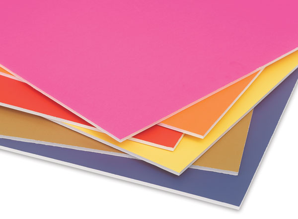Elmer\'s Colored Foam Board - BLICK art materials