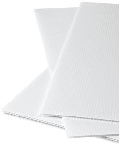 13215 1043 Corrugated Plastic Panels Blick Art Materials