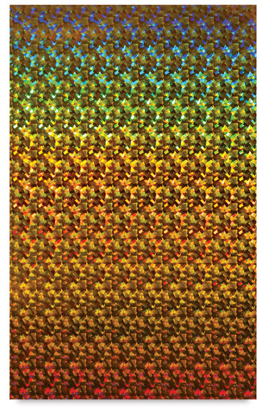 Holographic Foam Board