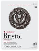 Strathmore 500 Series Bristol Pads