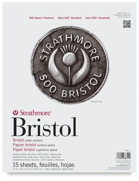 Bristol Pad, 11 X 14