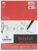 "Bristol Pad, Smooth Finish, 15 Sheets, 9"" × 12"""