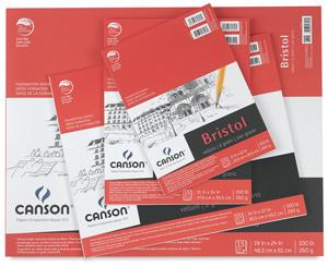 Canson Foundation Bristol Pads