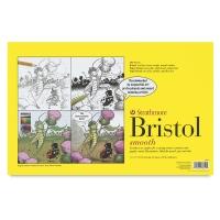 300 Series Bristol, Pkg of 24 Sheets