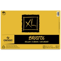 Bristol Pad, Vellum, 25 Sheets