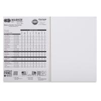 Ad Marker Pad, 24 Sheets