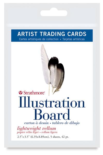 500 Series Illustration Board