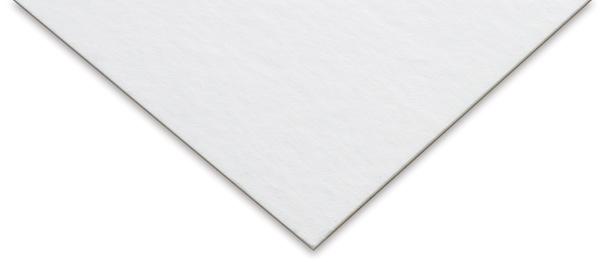 Illustration Board, White, Hot Press