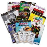 Scratch-Art Variety <nobr>Classroom Pack</nobr>
