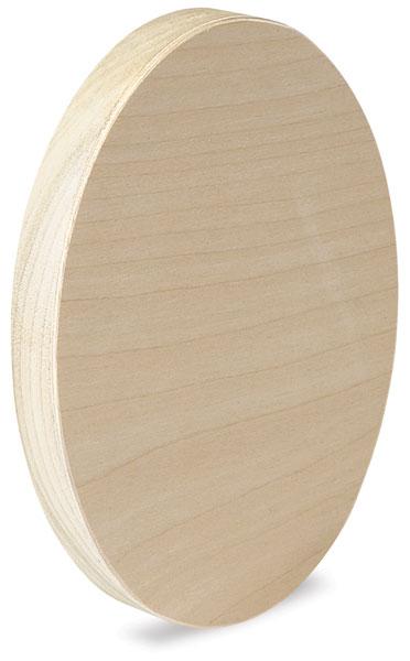 """Oval Panel, <nobr>6"""" × 8""""</nobr>"""