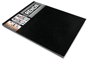 "RendR Drawing Pad, 11"" x 14"", Tapebound"