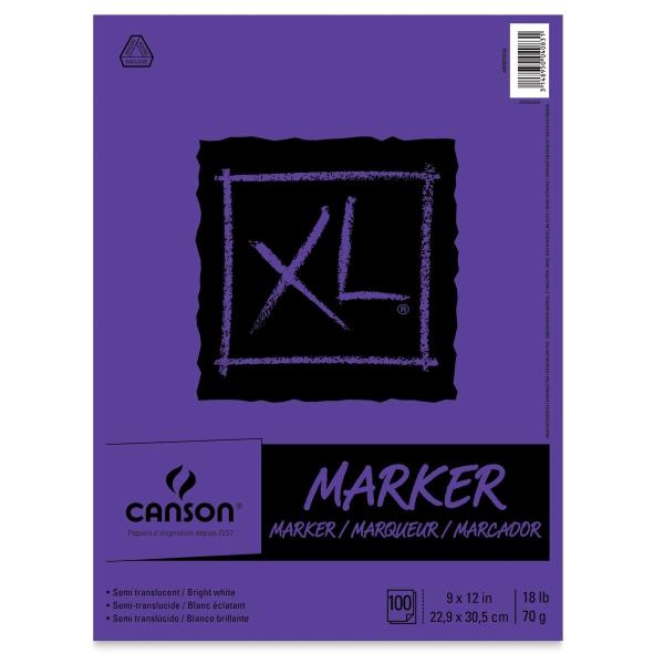 Marker Pad, 100 Sheets