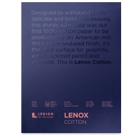 Legion Lenox 100 Cotton Drawing Pads