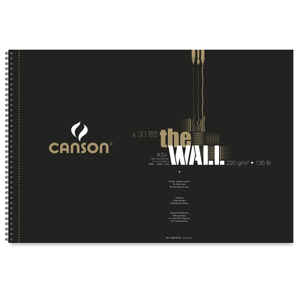 THE WALL Sketchbook, 30 Sheets