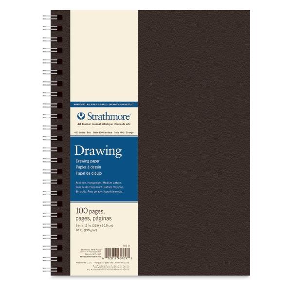 400 Series Drawing Art Journal, Wirebound