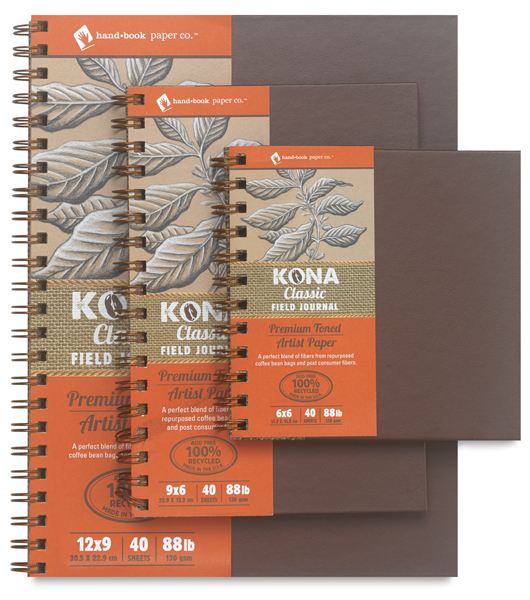 Kona Classic Field Journal