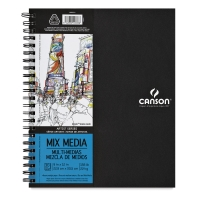 Artist Series Mix Media Book, 30 Sheets