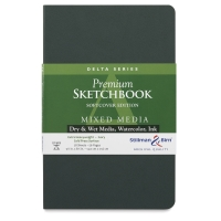 Delta Series Sketchbook, 25 Sheets