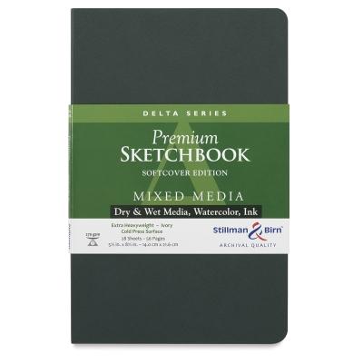 Delta Series Sketchbook, 25 Sheets