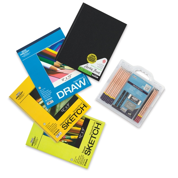 Drawing and Sketch Value Pack