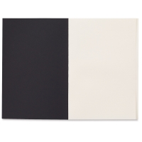 Solei Levant, 112 Sheets of Black and White Paper