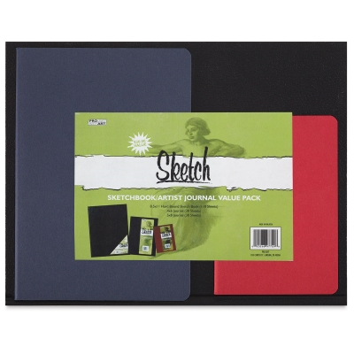 Sketchbook Value Pack, Set of 3