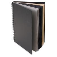 Nova Trio Mixed Media Sketchbook, 51 Total Sheets