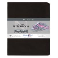 Nova Mixed Media Sketchbook, Grey