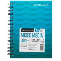 Mixed Media Pad, 50 Sheets