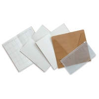 Assorted Journal Inserts, Pkg of 6(Shown Open)