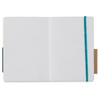 Traveler Dot Grid Pocket Journal, 160 Pages