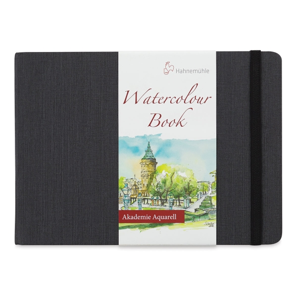 Watercolor Book, 30 sheets/60 pages