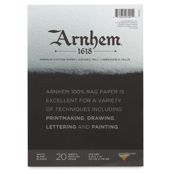 Arnhem 1618 Paper Pad, 20 Sheets