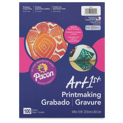 Art1st Printmaking Paper, Pkg of 100 Sheets