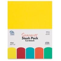 Cardstock Stash Pack, Summer