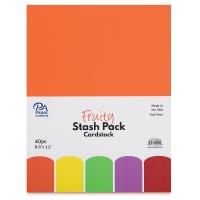 Cardstock Stash Pack, Fruity