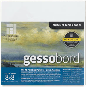 "Gessobord, 1/8"" Thick"