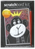 Crowned Monkey, Step-by-Step Project Kit